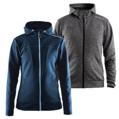 Craft leisure full zip hood m/k
